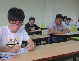 Môn Lịch sử thi trắc nghiệm: Vẫn đánh giá chính xác được học sinh