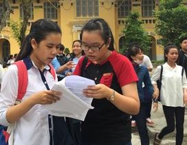 Cụm thi trường ĐH Sài Gòn: Duy nhất một bài thi đạt 10 điểm môn Sinh