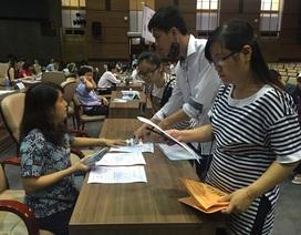 Dự thảo Quy chế tuyển sinh ĐH, CĐ 2017: Mở ra vô vàn điều kiện cho thí sinh