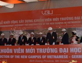 Khởi công xây dựng trường ĐH Việt Đức với tổng kinh phí hơn 3.000 tỷ đồng
