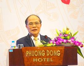 Chủ tịch Quốc hội dự hội nghị gặp mặt các nhà đầu tư