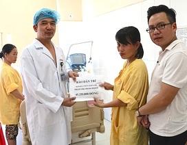 Hơn 45 triệu đồng đến với chị Phạm Thị Thảo