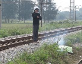 Nghe điện thoại trên đường ray, người đàn ông bị tàu tông tử vong
