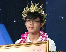 Điều chưa biết về chàng trai vô địch Olympia 2015