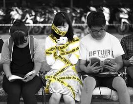 """4 bức ảnh kêu gọi giới trẻ """"đừng bị động"""" trước khi quá muộn"""