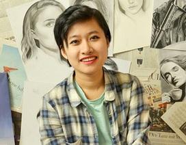 Ngỡ ngàng nét vẽ tuyệt đẹp của nữ DHS Việt tại Đức