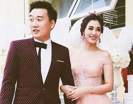 """Hot girl Hà Min theo chồng """"bỏ cuộc chơi"""""""