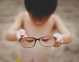 Bộ ảnh siêu thực cảnh báo về vấn nạn cận thị ở trẻ em