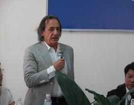 Bác sĩ người Italia nhận giải tình nguyện Quốc gia Việt Nam 2015