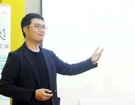 Học sinh miền Bắc thi tài lãnh đạo
