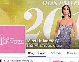 """""""Anh hùng bàn phím"""" Việt tự làm xấu mặt trên fanpage Miss Universe"""