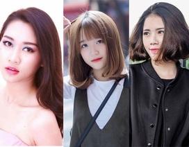 10 gương mặt xinh đẹp giành vé vào Chung kết Hoa khôi trường Báo