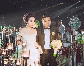 Đám cưới tiền tỷ, rước dâu bằng máy bay và siêu xe