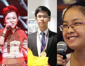 Ca sĩ Thái Thuỳ Linh được tuyên dương Gương mặt trẻ Thủ đô tiêu biểu