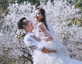 Bộ ảnh cưới tuyệt đẹp giữa thiên đường hoa mận trắng Mộc Châu