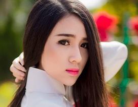 Nữ sinh xinh đẹp mong khởi nghiệp thuận lợi trong năm Bính Thân