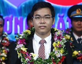 """""""Nhân tài đất Việt"""" 9x giành giải Gương mặt trẻ Việt Nam tiêu biểu 2015"""