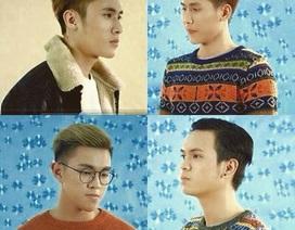 4 chàng đẹp trai mashup nhạc đình đám một thời của Ưng Hoàng Phúc