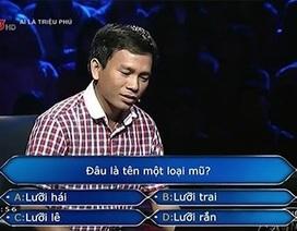 """Clip người chơi """"Ai là triệu phú"""" dùng trợ giúp ngay từ câu hỏi đầu gây """"bão"""" mạng"""