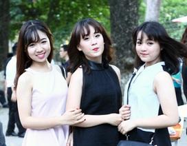 """Teen Chu Văn An làm lễ trưởng thành, teen Lomonoxop """"quậy"""" tưng bừng với DJ"""