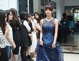 Thiết kế thời trang của SV Việt ngày càng có tính ứng dụng cao