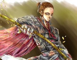 Thánh Gióng, Thạch Sanh, Yết Kiêu qua trí tưởng tượng của hoạ sĩ trẻ