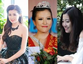 Mối duyên lạ của những cô gái tên Anh với danh hiệu Hoa khôi trường Báo