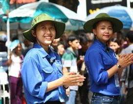 3 hạng mục cần rà soát hoạt động Sinh viên tình nguyện