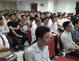 """Muốn thành công, bạn trẻ Việt đừng """"mắc bệnh ngôi sao"""""""
