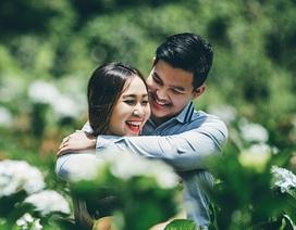 Mối tình đầu dài 9 năm của cặp đôi Việt kiều