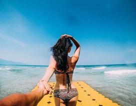 """Bộ ảnh cực """"hot"""" của cặp đôi Việt """"nắm tay nhau đi khắp thế gian"""""""