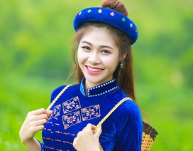 Ngắm nhan sắc của tân Hoa khôi sinh viên Hà Nội
