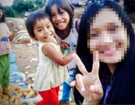 Tiếc thương nữ sinh tử nạn trong chuyến từ thiện ở vùng lũ