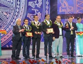 Giải ba Nhân tài Đất Việt: Mang giấc mơ Việt tiến ra thế giới