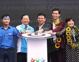 Gần 10.000 tình nguyện viên dự Ngày hội Tình nguyện quốc gia 2016