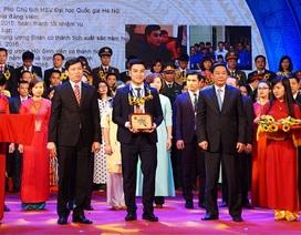 Tuyên dương 124 Đảng viên trẻ xuất sắc tiêu biểu Thủ đô năm 2016