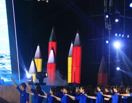 Ấn tượng đêm hào khí và khát vọng trên đất võ Bình Định