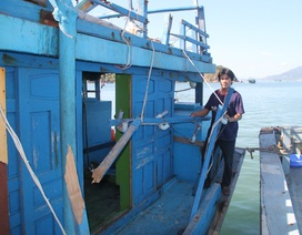 Giải cứu ngư dân bị 4 người Malaysia khống chế ở biển Trường Sa