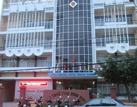 Bị cướp hồ sơ mời thầu trước Cục Thuế tỉnh Bình Định