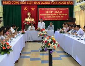 Bình Định phấn đấu trở thành tỉnh phát triển khá của miền Trung