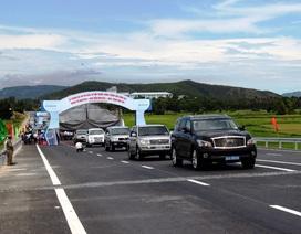 Phú Yên: Hoàn thành thông xe trên Quốc lộ 1