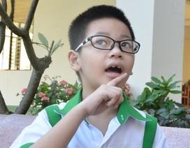 Cậu bé 7 tuổi nói tiếng Anh thành thạo nhờ... tự học