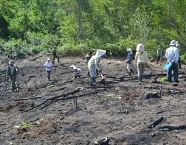 Căng thẳng chiếm đất rừng giáp ranh Gia Lai - Bình Định