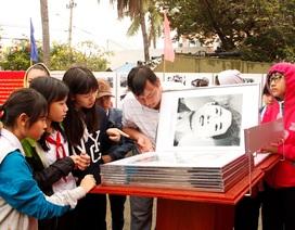 Bình Định: Triển lãm ảnh về Đảng, Bác Hồ