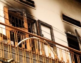 Một người đàn ông tử vong trong căn nhà cháy