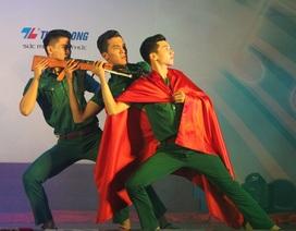 Bình Định: Hơn 300 sinh viên xuất sắc nhất toàn quốc tranh tài hát, múa