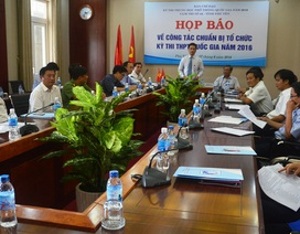 Phú Yên: Không để thí sinh nào vì khó khăn mà bỏ thi