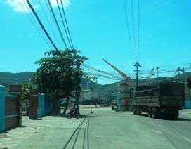 Bình Định: Công nhân Cảng Thị Nại nghỉ làm vì đòi giá bốc vác mới