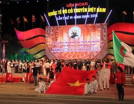 Bình Định: Xem tuyệt kỹ võ thuật cổ truyền Việt Nam và thế giới