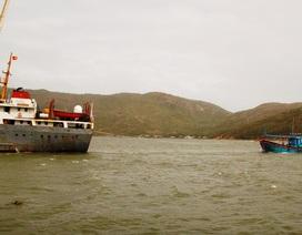 Nhiều tàu cá và ngư dân gặp sự cố trên biển